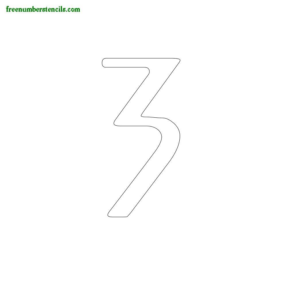 Classic Design Stencils #3