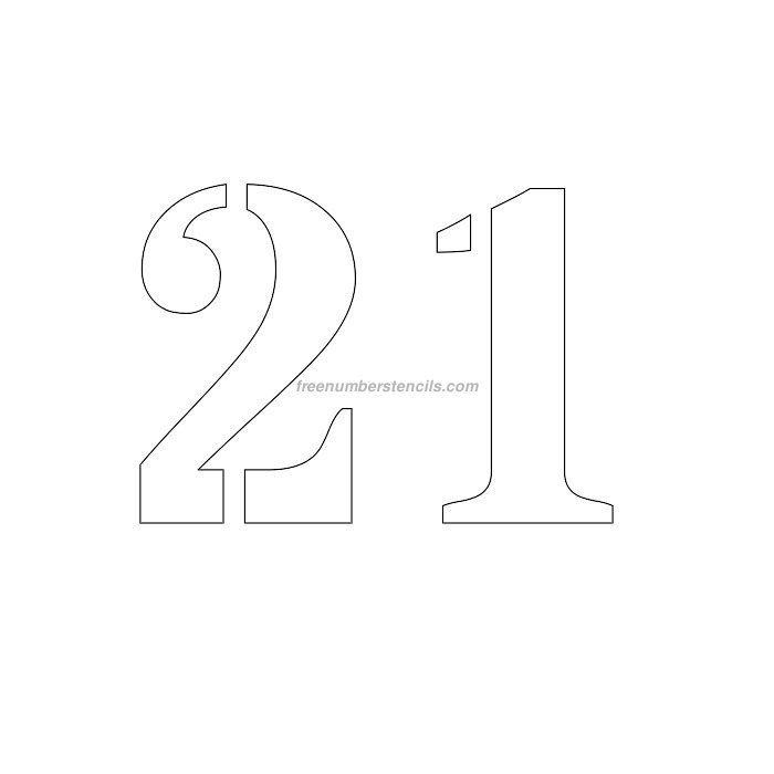 Image Gallery Number 21 Template